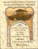 GALATI IN CARTI POSTALE ILUSTRATE, Necirculata, Printata