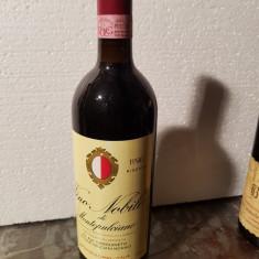 60 - Vin NOBILE DI MONTEPULCIANO, RISERVA, DOCG , cl 75 gr 13 recoltare 1990
