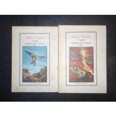 JULES VERNE - COPIII CAPITANULUI GRANT 2 volume (1981)