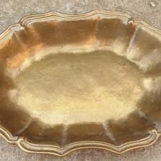 FRUCTIERA / CENTRU DE MASA DIN BRONZ FOARTE MASIV, Vase