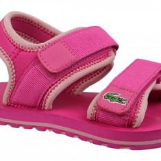 Sandale sport Lacoste Sol 119 737CUC00222J4 pentru Copii, 30.5, 32, 33, Roz