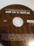 DOWN FROM THE MOUNTAIN  - SOUNDTRACK  - CD