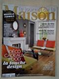 REVISTA LE JOURNAL DE LA MAISON -  decembrie 2012-ianuarie 2013 - LIMBA FRANCEZA