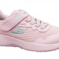 Pantofi sport Skechers Dynamight 81303L-PNK pentru Copii