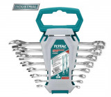 Set de 8 chei combinate - 6-19mm (INDUSTRIAL) - MTO-THT102286