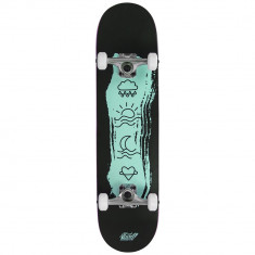 Skateboard Enuff Icon green 31,5x7,75""