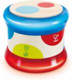 Mini toba de jucarie pentru copii, din lemn, Hape