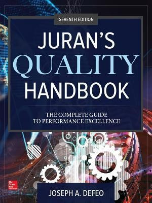 Juran's Quality Handbook 7e foto