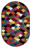 Covor Oval Multicolor F183 200x300cm