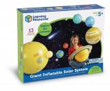 Sistemul solar gonflabil Learning Resources, material foarte rezistent, 5 - 9 ani