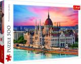 Puzzle Trefl 500 orasul Budapesta