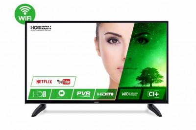 """LED TV 32"""" HORIZON HD-SMART 32HL7330H foto"""