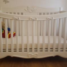 patut bebe cu saltea 70/140