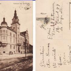 Primaria Suceava -  (Bucovina)-   rara, Circulata, Printata