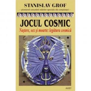 Jocul cosmic - Stanislav Grof