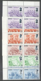 Zaire 1980 150th Independence anniversary x 4 MNH DA.015