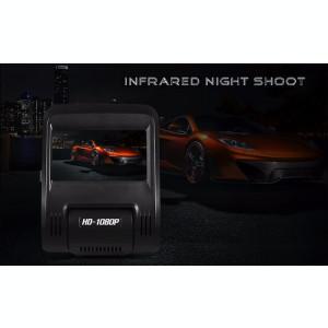 Camera auto D012 Full HD cu display, senzor miscare, Wifi,