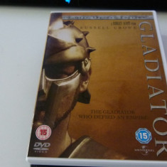 gladiator - dvd