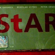 Caseta Jan Garbarek, Miroslav Vitous, Peter Erskine – Star, jazz