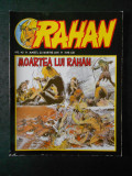 RAHAN - MOARTEA LUI RAHAN  (Colectia Adevarul, Nr. 43 benzi desenate)