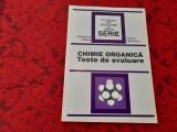 PARASCHIVA ARSENE CHIMIE ORGANICA TESTE DE EVALUARE--RF22/3