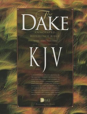 Dake Annotated Reference Bible-KJV-Large Note foto
