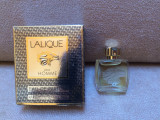 Mini Parfum Pour Homme by Lalique (4,5 ml), Apa de parfum, Mai putin de 10 ml
