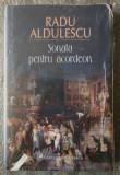 Radu Aldulescu - Sonata pentru acordeon (Cartea Românească; cartonată)