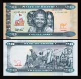 Eritrea 2012 - 20 nakfa UNC