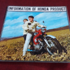 PLIANT INFORMATION OF HONDA PRODUCT LIMBA ROMANA