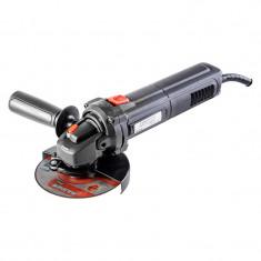 Polizor unghiular Raider, 500 W, 12000 rpm, disc 115 mm, viteza variabila cu control electronic