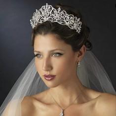 Diadema / Tiara mireasa Precious