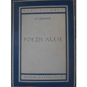 POEZII ALESE - M.I. LERMONTOV