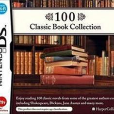 Joc Nintendo DS 100 Classic book collection