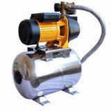 Hidrofor Maxima Jy-100A, Inox, Pompa, Tacord, Manometru Vas Expansiune 24 L 2001039