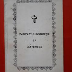 CANTARI BISERICESTI LA CATEHEZE × an 1993