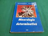 MINERALOGIE DETERMINATIVĂ / EMIL CONSTANTINESCU, LUCIAN MATEI/ 1996