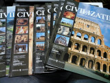 CIVILIZATII - 7 volume - Colectiile Cotidianul