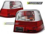 Stopuri compatibile cu VW GOLF 4 09.97-09.03 Rosu Alb