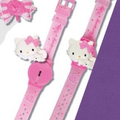 Ceas Junior HELLO CHARMY KITTY KID FLIP TOP WATCH CK25380