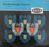 BACH : Brandenburgische Konzerte Nr. 2 / 4 / 5 ( disc vinil )