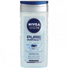 Nivea Men Pure Impact gel de duș