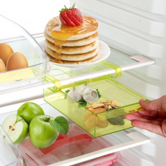 Sertar pentru rafturi frigider-verde
