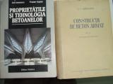 PROPRIETATILE SI TEHNOLOGIA BETOANELOR I. IONESCU