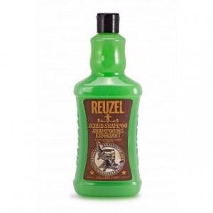 Reuzel Scrub Shampoo sampon de curatare pentru toate tipurile de păr 1000 ml