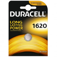 Baterie litiu Duracell CR1620 1 Bucata /Set-electrice-iae.ro