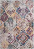 Covor Oriental & Clasic Jolina, Albastru/Gri, 160x230, Safavieh