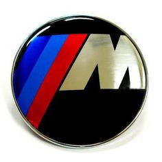 Sticker Bmw M Power iDrive emblema logo autoadeziv