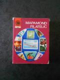 AUREL CRISAN - MAPAMOND FILATELIC