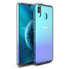 Husa de protectie slim Samsung Galaxy A20 / A30 Clear